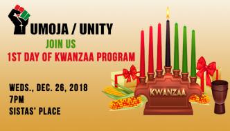 Kwanzaa Program