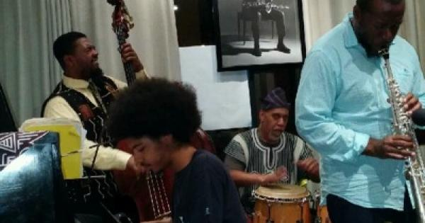 Rene McLean and Band Perform at Sistas' Place