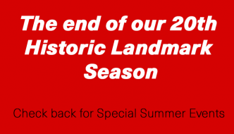 Conclusion of 20th Historic Landmark Season