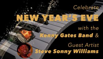 Kenny Gates with Steve Sonny Williams – New Year's Eve!