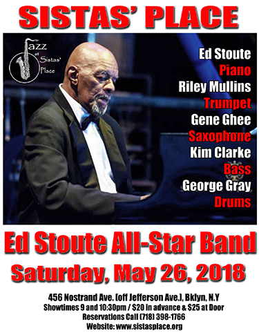 Ed Stoute All-Star Band