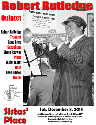 Robert Rutledge Quintet