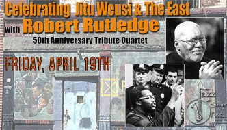 Robert Rutledge Plays in Tribute to Jitu Weusi