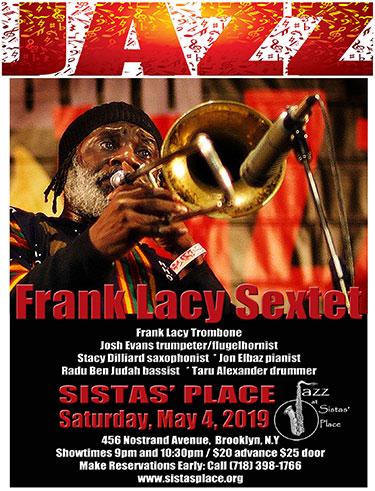 Frank Lacy Sextet
