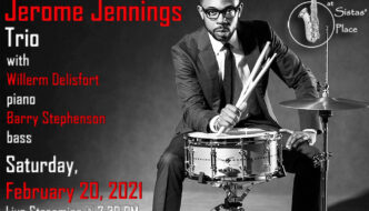 Jerome Jennings Trio