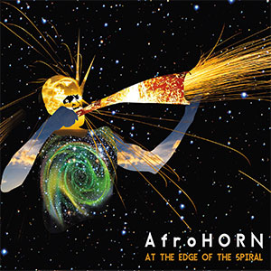 AfroHORN - At The Edge Of The Spiral