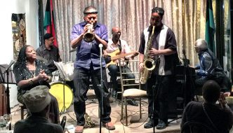Jazz in the Triangle with Ahmed Abdullah's Diaspora