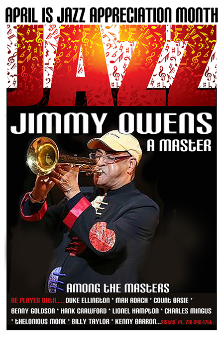 Jimmy Owens -- Jazz Master