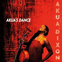 Akua Dixon's album cover of Dance