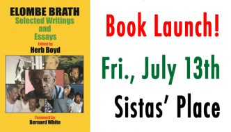 Elombe Brath Book Launch!