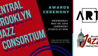 Central Brooklyn Jazz Consortium Awards 2018