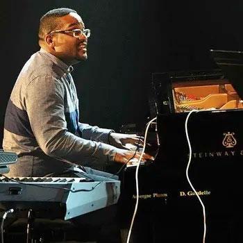 Keith Brown, jazz piano