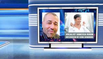 King Downing Interviews Vanessa Rubin