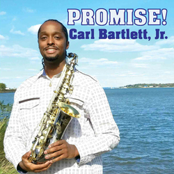 "New album by Carl Barlett Jr. named ""Promise!"""