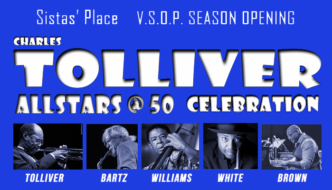 Tolliver Allstars at Sistas' Place!