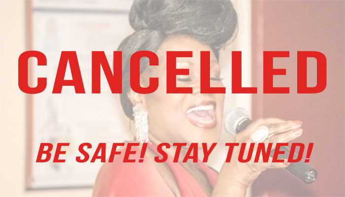 Lil Phillips' Tribute to Ntozake Shange - Cancelled