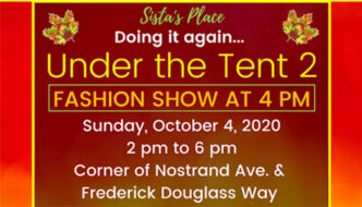 Under the Tent 2-fashion show