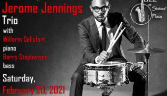 Jerome Jennings Trio